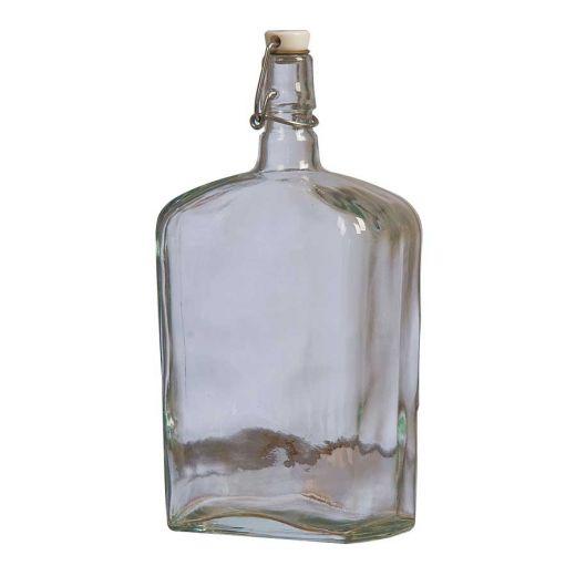 Бутылка Викинг с бугельной пробкой 1.75 литра